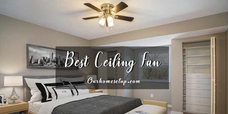 15 Ceiling Fans for Every Design Style